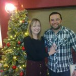 Just engaged, first Christmas at Ley Inn