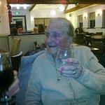 94 and still enjoying a drink!