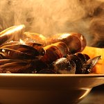 Famous Portarlington Mussels.