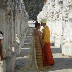 Kuthodaw Paya, prove di matrimonio