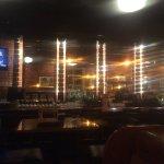 Beautiful bar area.....