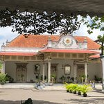Yogyakarta Palace Foto