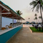 Alfresco Dining at Loca Beach Bar & Restaurant