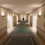 Hotelflur 1 Etage