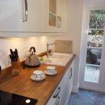 Fern Cottage, Lynton Kitchen