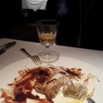 Banana and Chocolate Rum Crepe with a White Port