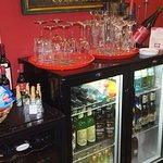 immer geöffnet - der Getränkekühlschrank