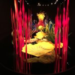 Some Chihuly Glass Creations