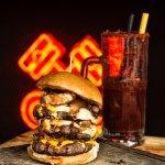 Burger Juicy Luce triple