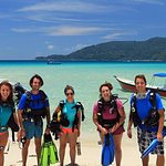Diving in Perhentian with OhLaLa