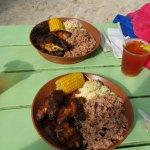 Rum Point Meal (Jerk Chicken)