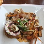 seafood dish - must try
