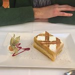 El primer sitio que hemos pisado en Segovia, ya que llegábamos justo a comer. Genial bienvenida!