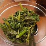 Le verdure cotte e crude