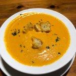 Tomato Basil Soup -- Excellent