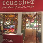 Fotografie: Teuscher Chocolates of Switzerland