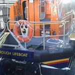 The newest lifeboat in the RNLI.s fleet