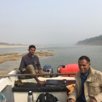 River excursion – gharials, dolphins, birds...