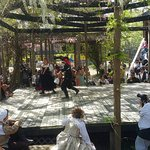 So many great attractions at the Renaissance Festival!