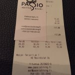 Passio restaurant Photo