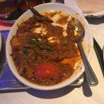 Amazing garlic chicken chilli curry