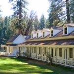 Big Trees Lodge cottages