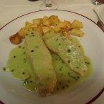 Salmone pepe verde