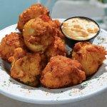 Crab & Shrimp Hushpuppies
