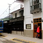 You can literally get off the train from Cusco or Aguas Calientes and step into the hotel.