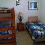 Room #3 Three Twin Beds