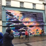 Art on Galway's Quay St