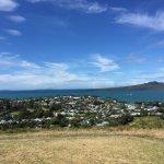 Mount Victoria looking East