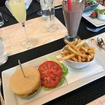 Foto de Terrace Pointe Cafe