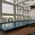 18th floor pool