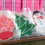 Holiday Cookies, Kara's Cupcakes, Oxbow Market, Napa, CA