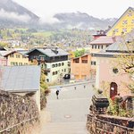 Everywhere you look there is a breathtaking colors & architect as well as views of alps