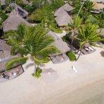 Beach Bungalow - aerial view