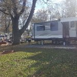 Old Mill Stream Campground Foto