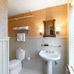 Ronald Regan Bathroom