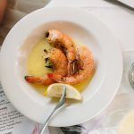 Grilled Shrimp with Anchovy Butter