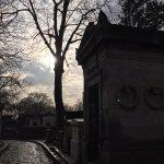 Photo of Pere-Lachaise Cemetery (Cimetiere du Pere-Lachaise)