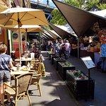 market & pub