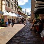 stalls & food