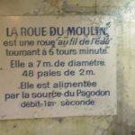 Foto van La Fontaine de Vaucluse