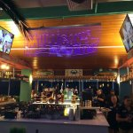 The beautiful bar area.....