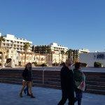 Foto de Explanada Hotel Alicante