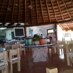 Foto de The Restaurant at Hip Hotel Tulum