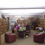 Heritage Library, Wells Fargo Bldg, Anchorage, AK.