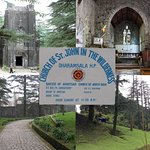 The St. John Church in the wilderness is a must visit place in Himachal Pradesh.