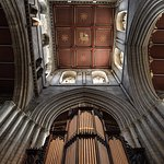 Ripon cathedral. North Yorkshire.